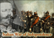 Independence war 1848 1859 modellismo guerra indipendenza in italia